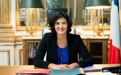 Myriam El Khomri, ancienne ministre socialiste du travail, devient cadre dans une société d'intérim