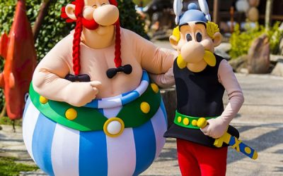 Manpower CE SUD EST: ***WEEK-END PARC ASTERIX*** REPORTE