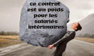 CDI Intérimaire : perte de salaire, manque de liberté, aucune reconnaissance…