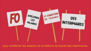 Améliorer les salaires et conditions de travail des intérimaires